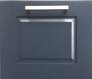 Raised Door Front- Navy