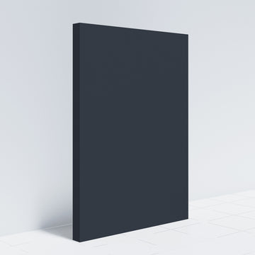 Modern Slab Door Fronts-Navy