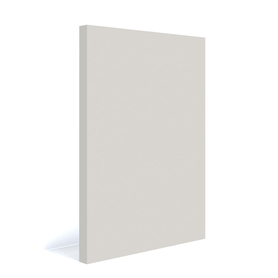Modern Slab Door Fronts-Mindful Gray