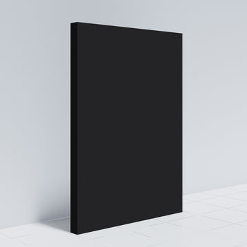 Modern Slab Door Fronts-Black