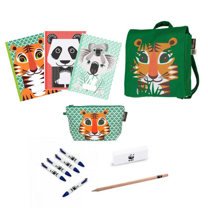 Kit scolaire complet