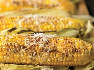 Tasty Grilled Mexican-Style Corn | Lotus Grill | Charcoal HK