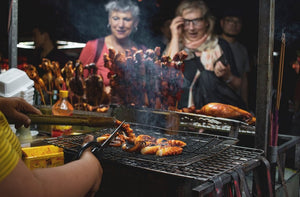 Lotus BBQ grill presents some of the best outdoor barbecue places in Hong Kong