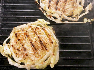 Grilled Cabbage Steaks | Lotus Grill Hong Kong