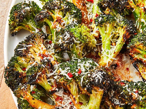 Grilled Broccoli | Lotus Grill