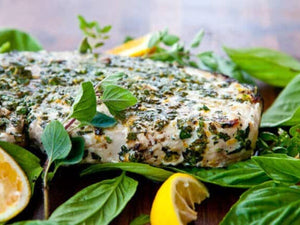 Grilled Fish With Herbs Recipe | Lotus Grill | Maze Grill