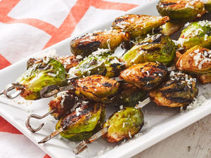 Grilled Brussels Sprouts | Lotus Grill