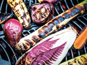 How to Prepare Grilled Salad ?