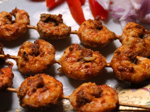 SPICY MASALA GRILLED PRAWNS | Lotus Grill