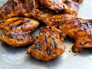 How to prepare Orange, Chili, and Thyme Grilled Chicken
