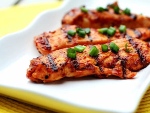 Asian Grilled Chicken | Lotus Grill
