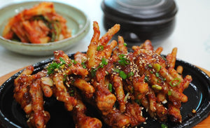 Cobagrill } Lotugrill BBQ Chicken Feet using your Lotus Grilhicken Feet using your Lotus Gril