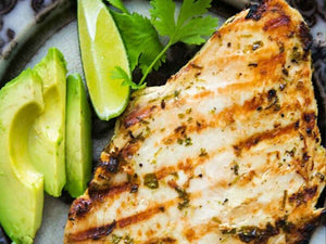 Grilled Cilantro Lime Chicken | Lotus Grill