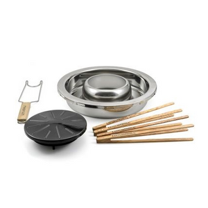 Hot pot/fondue set regular