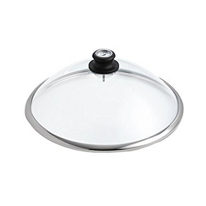 Glass Lid and Thermometer regular: Get the Glass Lid to cover the Lotus Grill | Coba Grills