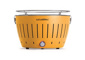 LotusGrill regular (yellow)