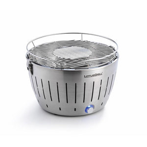 LotusGrill regular (Stainless steel limited addition)