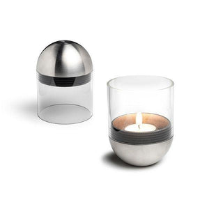 Gravity Candle M60: the Hofats Lantern Delights With a Cardanically Suspended Candle | Coba Grills