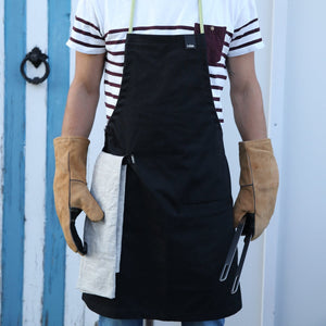 One-size fits all Apron : Most Comfortable Kitchen Apron | Coba Grills