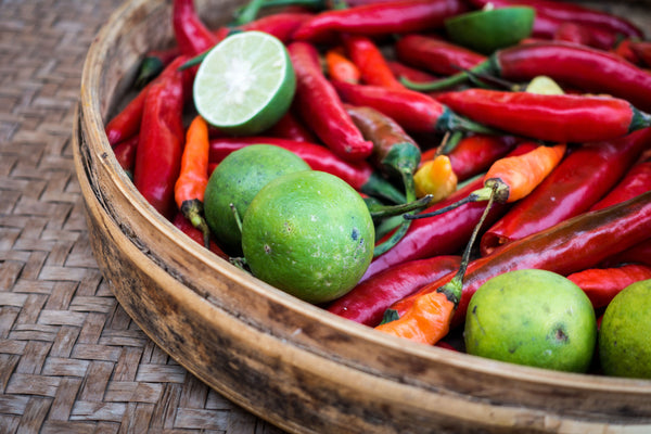 13 Stars - Hot Sauce - What is Capsaicin?