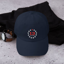 Load image into Gallery viewer, 13 Stars Baseball Cap