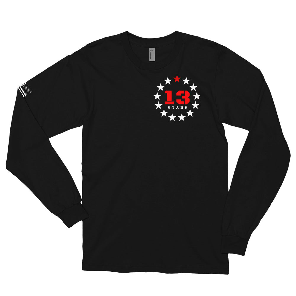 13 Stars Long Sleeve T-Shirt