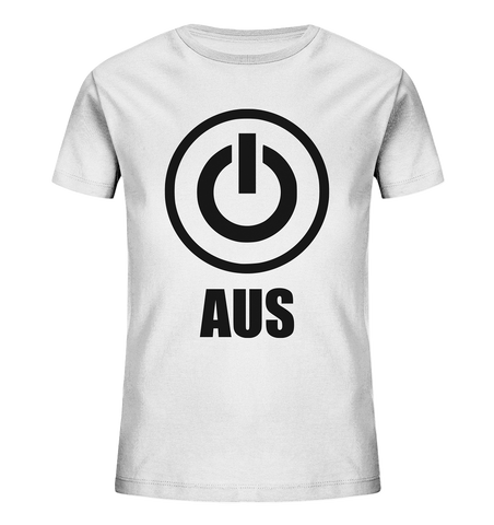 Aus! - Kids Organic Shirt