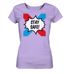 "Emoxie ""Stay safe""  - BIO Fraenshirt"