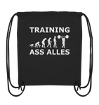 Training ass alles - Öko Sportsak