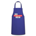De richtege Chef - Schiertech - royal blue