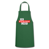 De richtege Chef - Schiertech - green