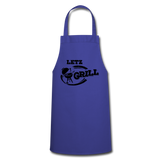 Letz Grill - Schiertech - royal blue