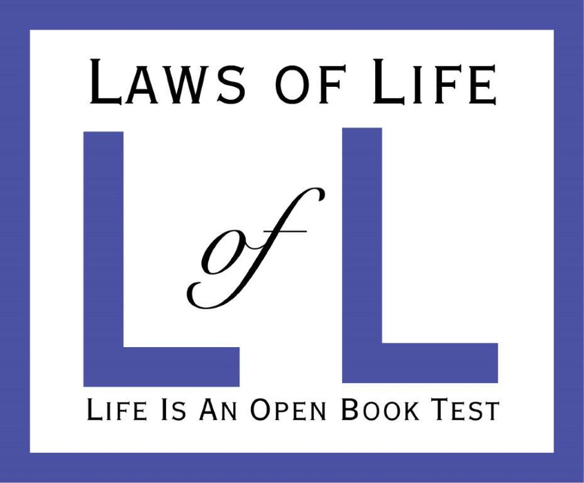 LAWS OF LIFE SWAG BAG SPONSORSHIP - $100.00 (ONE HUNDRED DOLLARS)