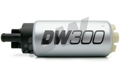 Deatschwerks DW300 320lph high pressure fuel pump with install kit