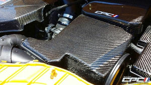 2013-2018 FOCUS ST CARBON FIBER AIR BOX COVER