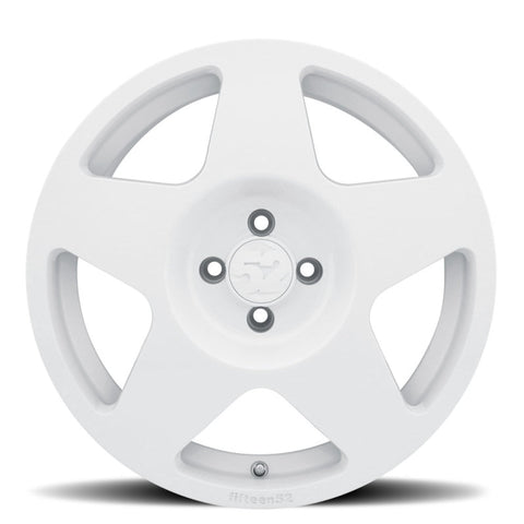 fifteen52 Tarmac 17x7.5 4x108 42mm ET 63.4mm Center Bore Rally White Wheel