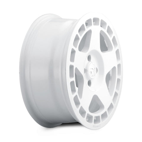 fifteen52 Turbomac 17x7.5 4x108 42mm ET 63.4mm Center Bore Rally White Wheel