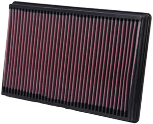 K&N 02-10 Dodge Ram 1500/2500/3500 3.7/4.7/5.7L Drop In Air Filter