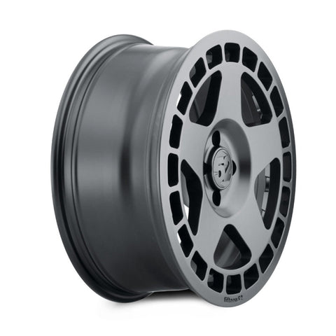 fifteen52 Turbomac 17x7.5 4x108 42mm ET 63.4mm Center Bore Asphalt Black Wheel