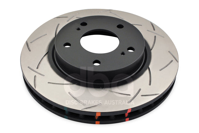 DBA disc brake - 4000 series - T3 Slotted