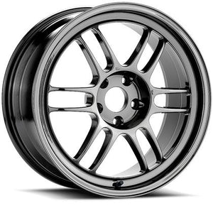 Enkei RPF1 18x10.5 5x114.3 15mm Offset 73mm Bore SBC Wheel