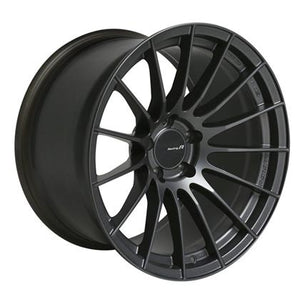 Enkei RS05-RR 18x11 16mm ET 5x114.3 75.0 Bore Matte Gunmetal Wheel