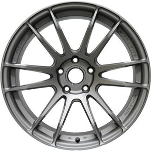 Gram Lights 57XTREME 18X9.5 +40 5-114.3 MATTE GRAPHITE