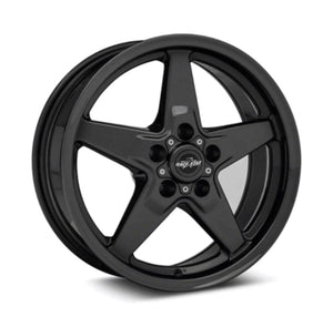 Race Star 17x9.5 Bracket Racer Wheel Ford Mustang Gloss Black 92-795153B