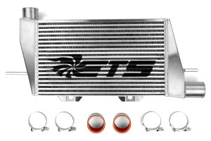 Invidia 08-14 WRX Sedan 76mm (101mm tip) RACING Titanium Tip Cat-back Exhaust