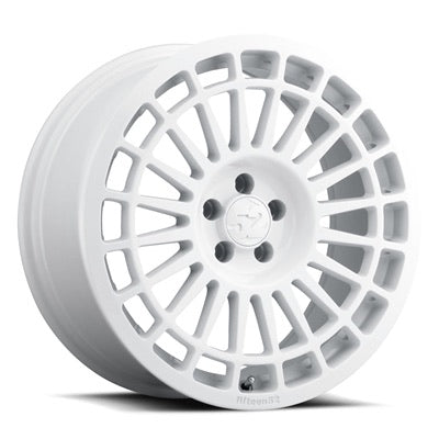 fifteen52 Integrale Wheel - 18x8.5 - Rally White - Focus ST & RS