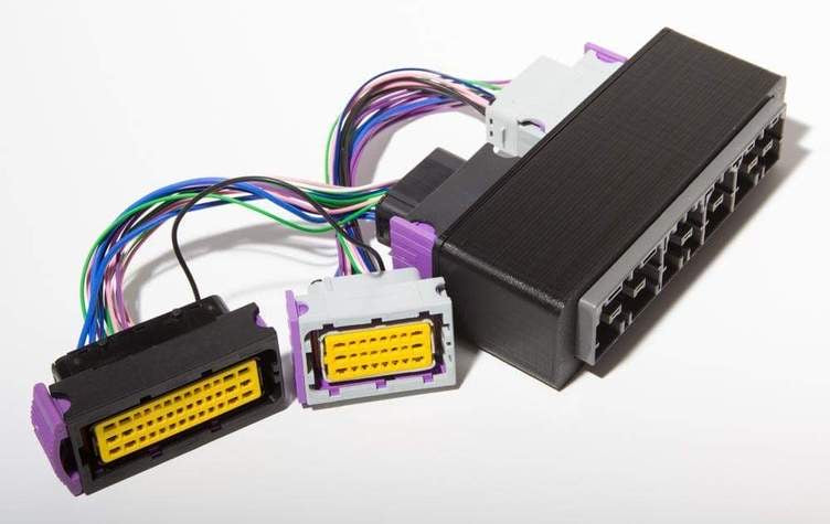 ECUMaster PnP Adapter For EMU Black | 1991-2001 JZZ30 1JZGTE Non-VVTI
