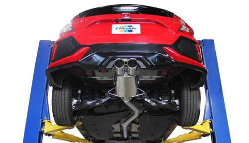 GReddy Supreme SP Exhaust | 2017+ Honda Civic Sport Hatch