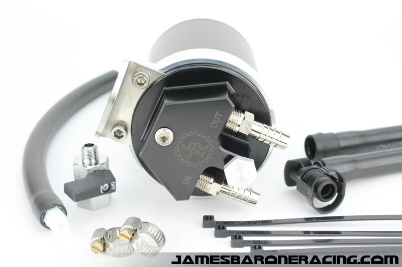JBR 2013-2018 Focus ST PCV Oil Catch Can Kit