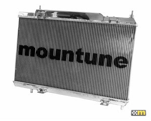 mountune 14-19 Ford Fiesta ST Triple Pass Radiator Upgrade